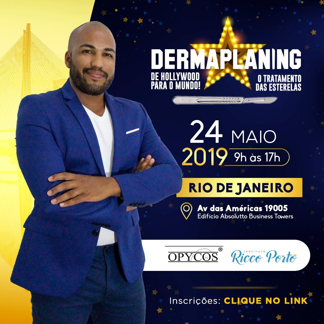 Dermaplaning Rio de Janeiro - RJ